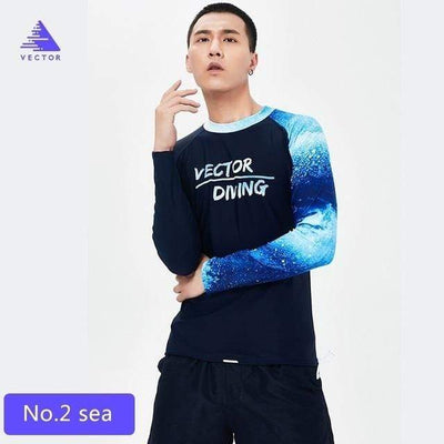 NO.2 Sea / M VECTOR Jelly Fish Suit  -  Cheap Surf Gear