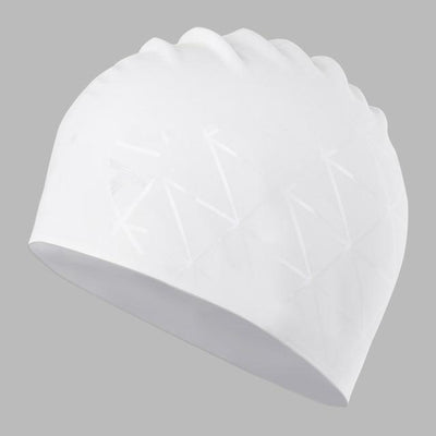 White VECTOR Swimming Cap  -  Cheap Surf Gear