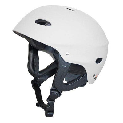 White / L 57-63Cm VIHIR Wakeboard Helmet  -  Cheap Surf Gear
