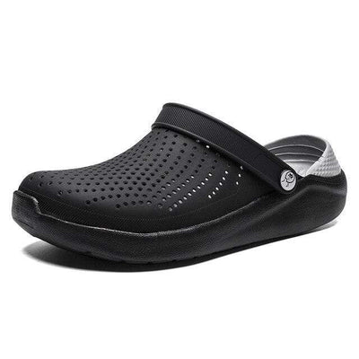 Black Gray / 4 WARM LIKE HOME Black Crocs  -  Cheap Surf Gear