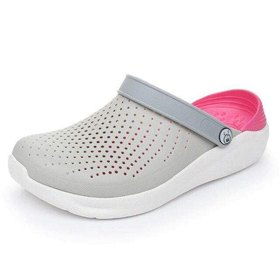 Pearl White / 4 WARM LIKE HOME Black Crocs  -  Cheap Surf Gear