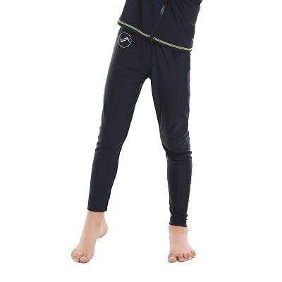 Blue Logo Pant / M WATER PRO Boys Rash Guard  -  Cheap Surf Gear