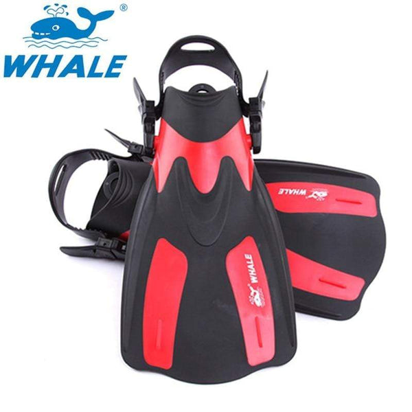 WHALE Swimming Flippers