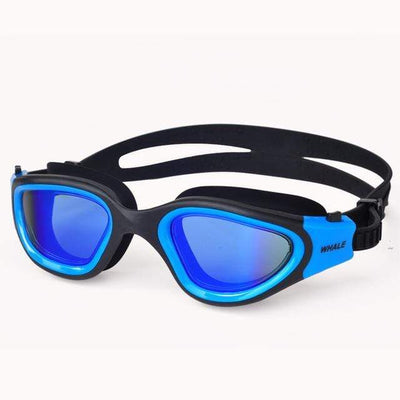 Blue WHALE Underwater Goggles  -  Cheap Surf Gear