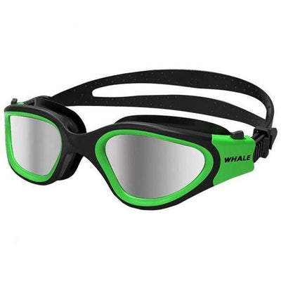 Green WHALE Underwater Goggles  -  Cheap Surf Gear