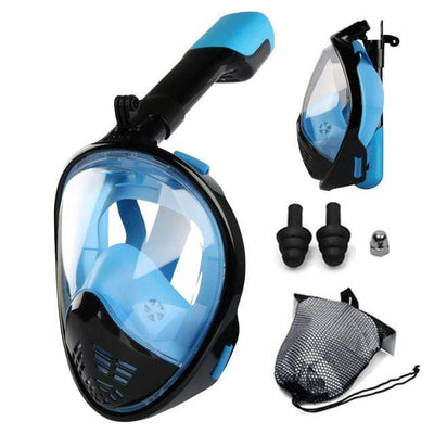 color1 0013 / L/XL WOOPOWER Kids Diving Mask  -  Cheap Surf Gear