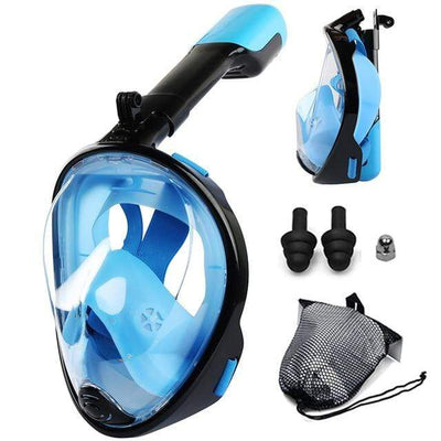 color8 0010 / S/M WOOPOWER Kids Diving Mask  -  Cheap Surf Gear