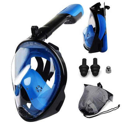 color9 0010 / S/M WOOPOWER Kids Diving Mask  -  Cheap Surf Gear