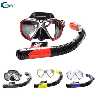 YON SUB Mask And Snorkel Set  -  Cheap Surf Gear