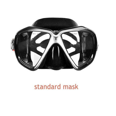 standard mask YON SUB Mask And Snorkel Set  -  Cheap Surf Gear