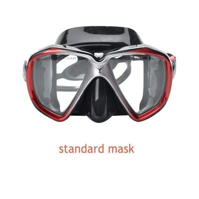 standard mask 2 YON SUB Mask And Snorkel Set  -  Cheap Surf Gear