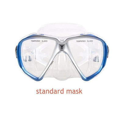 standard mask 4 YON SUB Mask And Snorkel Set  -  Cheap Surf Gear