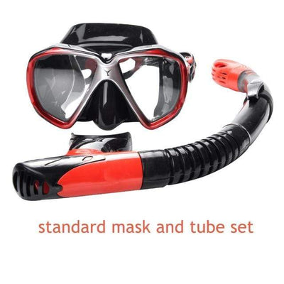 standard mask set 2 YON SUB Mask And Snorkel Set  -  Cheap Surf Gear