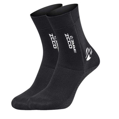 A / XS ZCCO Diving Socks  -  Cheap Surf Gear