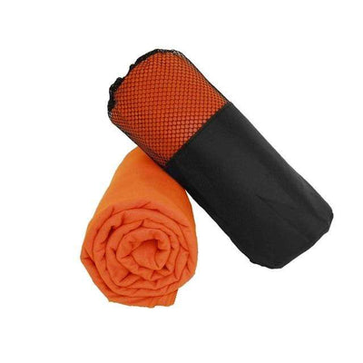 Orange / 35cm 75cm / China ZIPSOFT Fast Drying Towels  -  Cheap Surf Gear