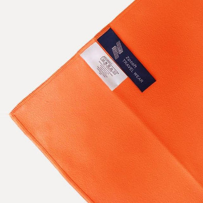 Orange / 35cm x 75cm / China ZIPSOFT Quick Drying Towel  -  Cheap Surf Gear