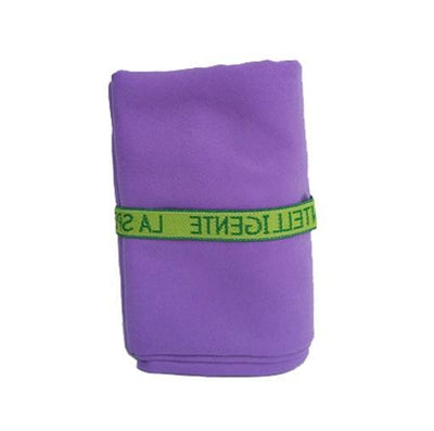 Violet / 90cm x 180cm / China ZIPSOFT Quick Drying Towel  -  Cheap Surf Gear