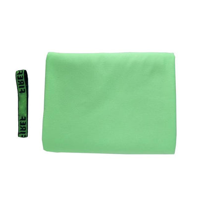 Light Green / 80cm  x  160cm / CHINA ZIPSOFT Surf Towel  -  Cheap Surf Gear