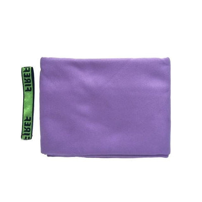 Violet / 80cm  x  160cm / CHINA ZIPSOFT Surf Towel  -  Cheap Surf Gear