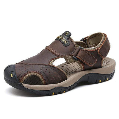 ZUNYU Mens Beach Sandals  -  Cheap Surf Gear