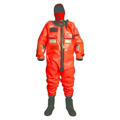 Mustang Ocean Commander Immersion Suit w/Harness