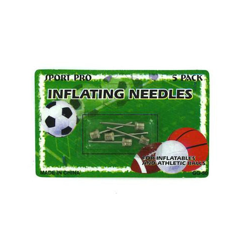 Sports Ball Inflator Needles ( Case of 72 )
