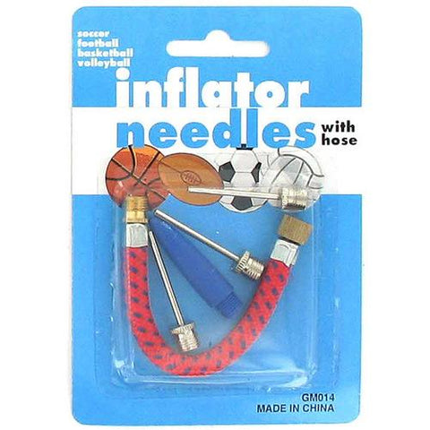 Sports Inflator Needle Kit ( Case of 72 )
