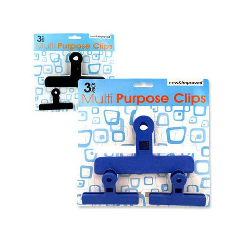 Multi-Purpose Clips ( Case of 48 )