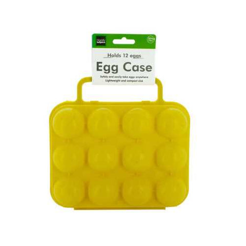 Portable Egg Case with Handle ( Case of 24 )