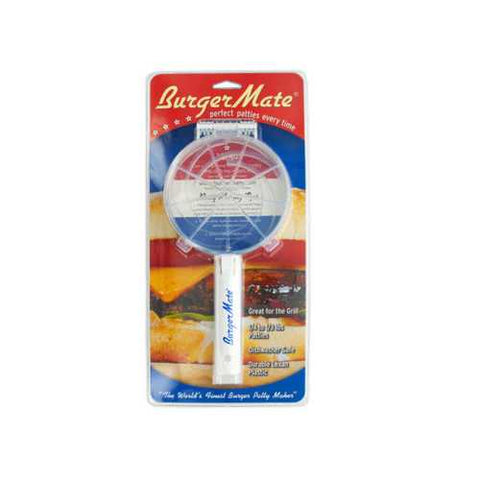 Burger Mate Perfect Patty Maker ( Case of 12 )