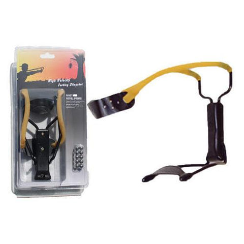 Slingshot with wrist support MKT1-BP