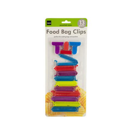 Food Bag Clips ( Case of 36 )