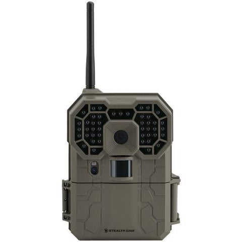 Stealth Cam 12.0-megapixel Wireless No Glo Scouting Camera (pack of 1 Ea)