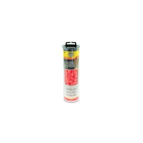 Foam Earplugs, 60PR/TUBE