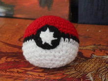 Load image into Gallery viewer, Pokeball Plush