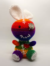 Load image into Gallery viewer, Voodoo Bunny - Silver Eye