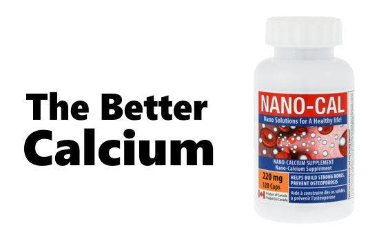 Nano-Cal - The best calcium supplement on the market today