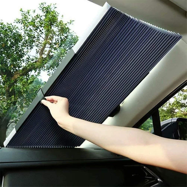 Universal Retractable Sunshade