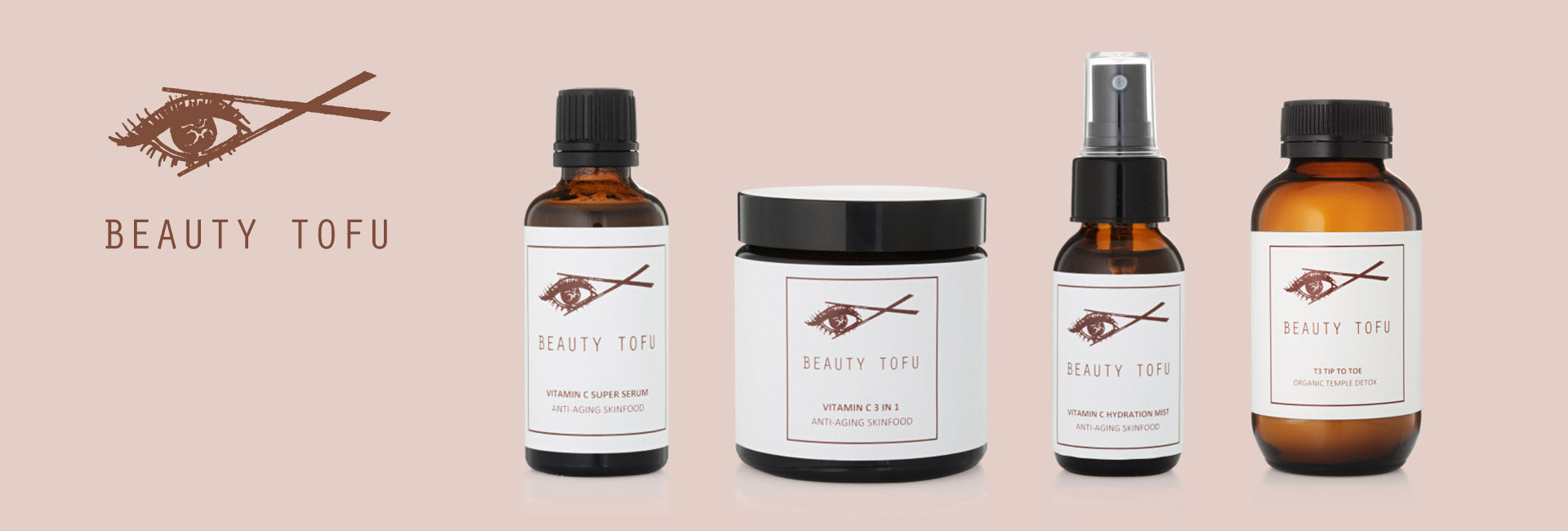 Beauty Tofu Collection