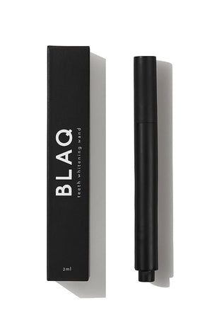BLAQ teeth whitening wand