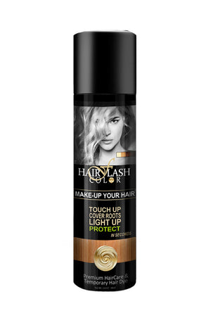 Hair Flash golden blonde