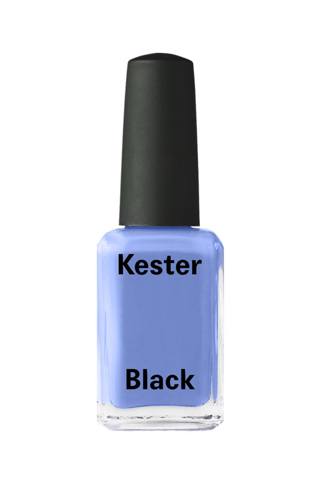 Kester Black nail polish Aquarius