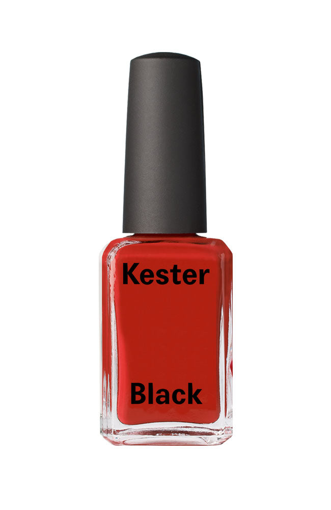 Kester Black nail polish Cherry Pie