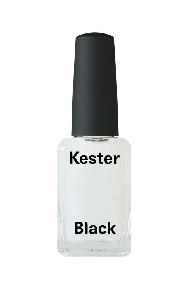 Kester Black nail polish Matte Top Coat