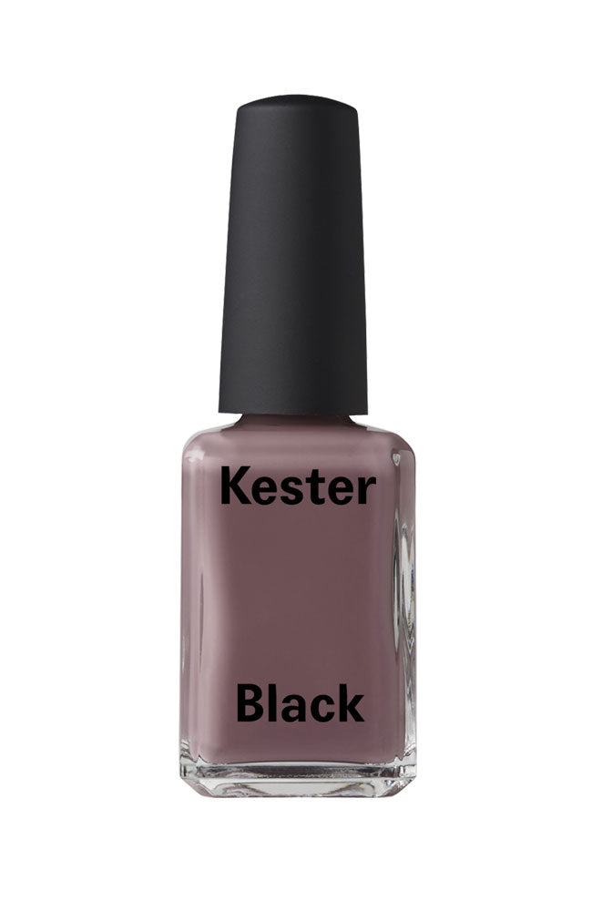 Kester Black nail polish Quartz