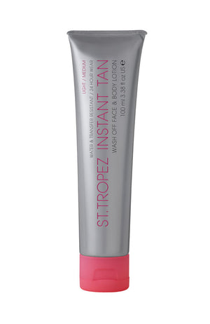 St Tropez instant tan light/medium 100ml