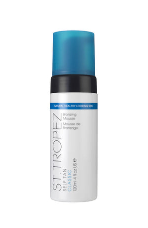 St Tropez self tan bronzing mousse 120ml