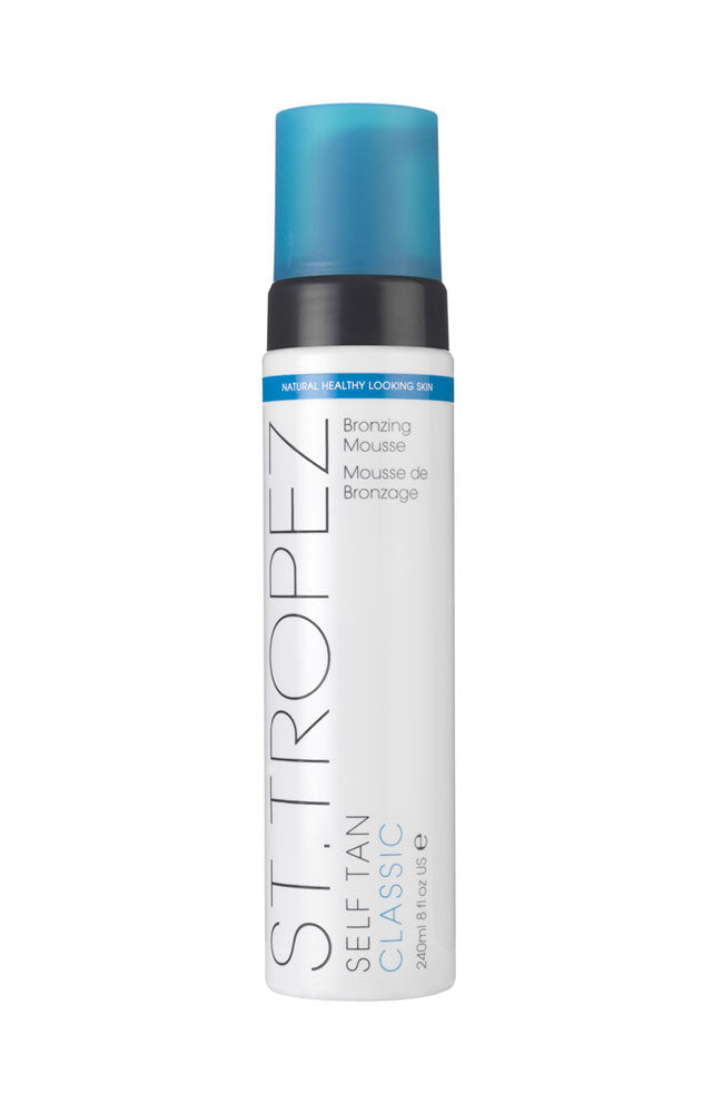 St Tropez self tan bronzing mousse 240ml