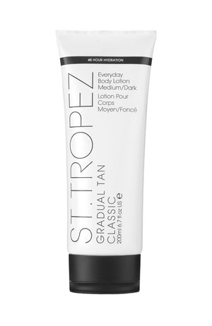 St Tropez gradual tan everyday lotion medium/dark