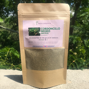 Cordoncillo Negro Herb Powder